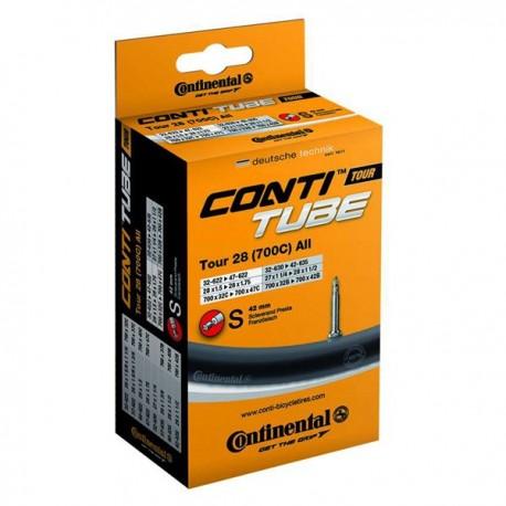 "Dętka Continental Tour 28""  32-47/622 PRESTA 42m"