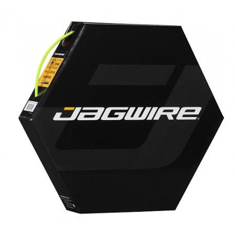Pancerz linki przerzutki Jagwire LEX-SL seledynowy 4mm