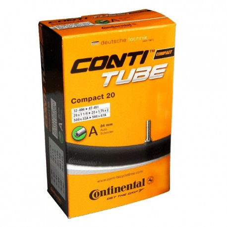 "Dętka Conti Compact 20"" AUTO"